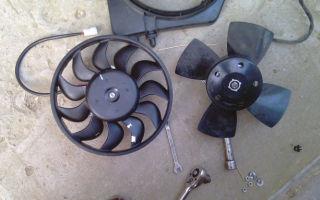 Профилактика радиатора и вентилятора системы охлаждения двигателя — всё о ремонте лада