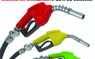 Лада веста – какой бензин лучше заправлять 92 или 95 — всё о ремонте лада