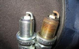 Внешний вид свечей зажигания – показатель технического состояния двигателя — всё о ремонте лада