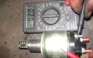 Проверка автомобильного аккумулятора и генератора мультиметром самостоятельно — всё о ремонте лада