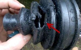 Профилактика шруса и его пыльника — всё о ремонте лада