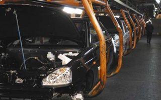 Объем реализации «автовазом» машин с использованием господдержки превысил 40000 машин — всё о ремонте лада