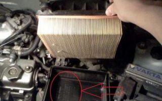 Если забит воздушный фильтр — что будет: последствия грязного воздушного фильтра — всё о ремонте лада