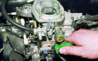 Тюнинг карбюратора «озон» за 5 минут. видео! — всё о ремонте лада
