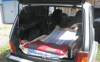 Профилактика амортизаторов багажника — всё о ремонте лада