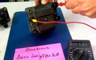 Диагностика катушки зажигания и высоковольтных проводов — всё о ремонте лада