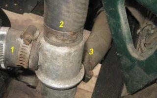 Профилактика термостата — всё о ремонте лада