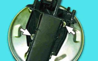 Как проверить вакуумный усилитель тормозов своими руками: фото — всё о ремонте лада