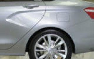 Какие шины и диски подойдут для лады веста? — всё о ремонте лада