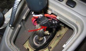 Проверка соленоида включения блокировки передачи заднего хода — всё о ремонте лада