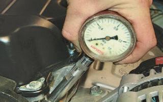 Для чего необходима проверка компрессии двигателя и когда она проводится — всё о ремонте лада