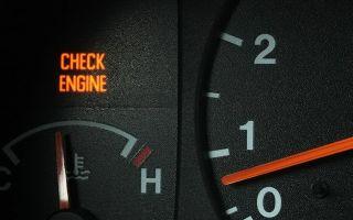Почему горит check engine — всё о ремонте лада