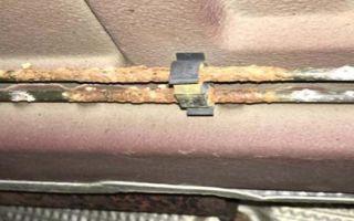 Как часто требуется замена переднего тормозного шланга — всё о ремонте лада