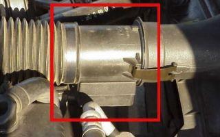 Профилактика датчика массового расхода воздуха — всё о ремонте лада