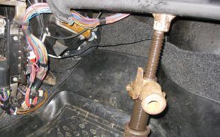 Замена радиатора печки ваз – ремонт радиатора печи своими руками — всё о ремонте лада