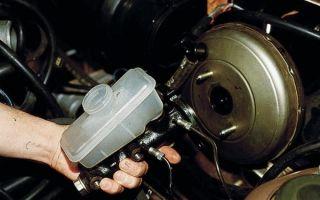 Диагностика главного тормозного цилиндра — всё о ремонте лада