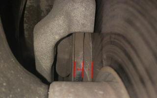 Неравномерный износ тормозных колодок: причины быстрого износа — всё о ремонте лада