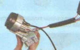 Профилактика выключателя (замка) зажигания — всё о ремонте лада