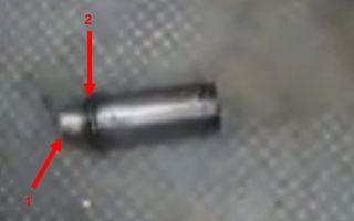 Чертеж оправки для замены втулок клапанов — всё о ремонте лада