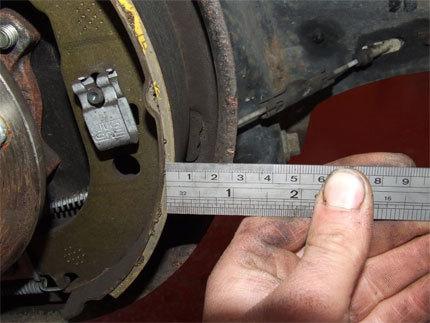 Какие бывают тормозные колодки? - всё о ремонте Лада