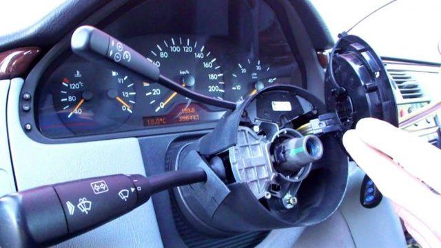 Посторонние шумы при вращении рулевого колеса. Симптомы и устранение - всё о ремонте Лада