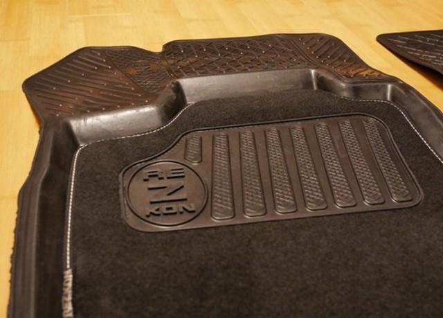 Салонные и багажные коврики для lada vesta - всё о ремонте Лада