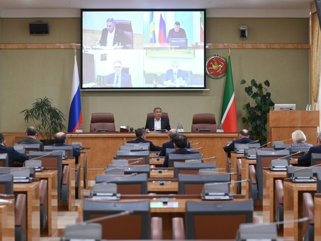 Встреча президента Республики Татарстан с Н. Мором - всё о ремонте Лада