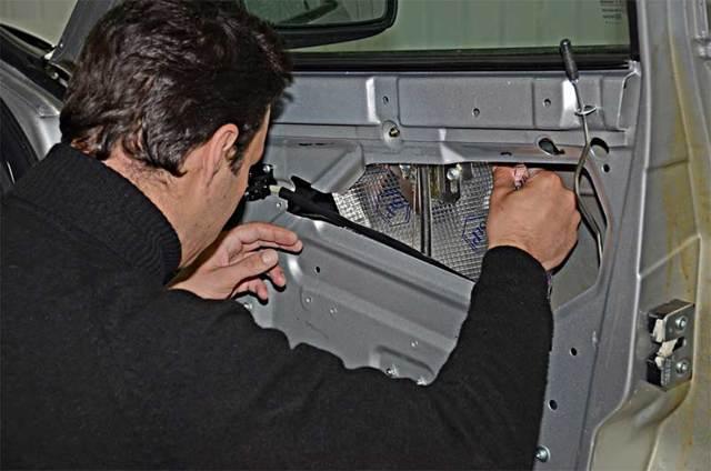 Шумоизоляция lada priora - всё о ремонте Лада