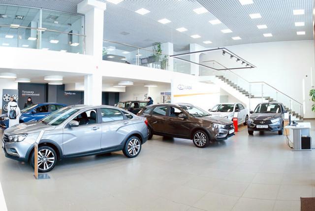 Снижение февральской динамики продаж автомобилей  в Подмосковье составило 6% - всё о ремонте Лада