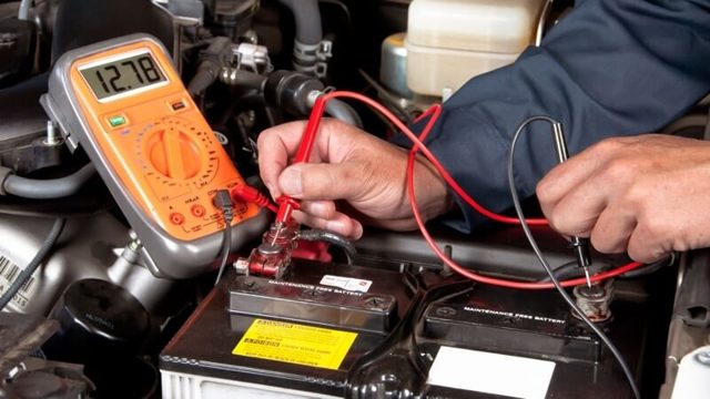 Диагностика автомобильного аккумулятора (АКБ) - всё о ремонте Лада