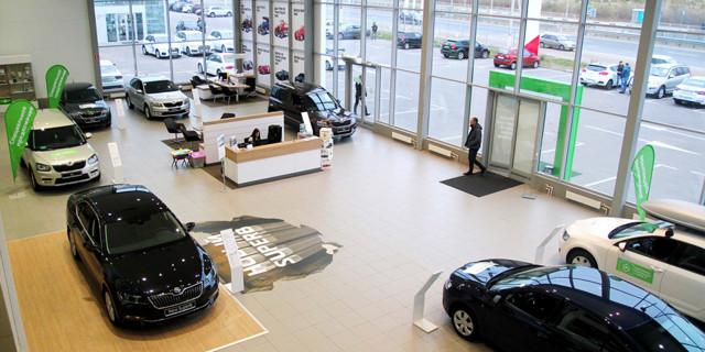 Новая надежда: мартовский объем реализации автомобилей прервал 4-летний спад - всё о ремонте Лада