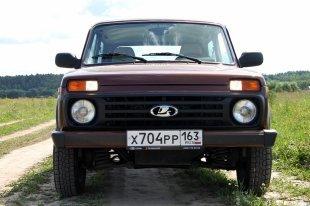Лада 4х4 оказалась в ТОПе -15 самых популярных машин России - всё о ремонте Лада