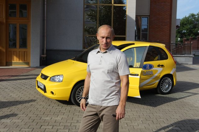 В.В.Путин советует Калину - всё о ремонте Лада