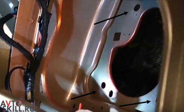 Снятие переднего бампера на Ладе Веста: фото - всё о ремонте Лада