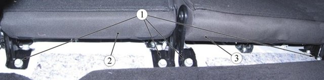 Правильная установка чехлов на сидения Лада Веста: фото, видео - всё о ремонте Лада