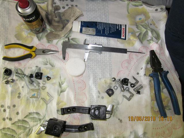 Доработка штатных ограничителей дверей на Ладе Веста: фото - всё о ремонте Лада