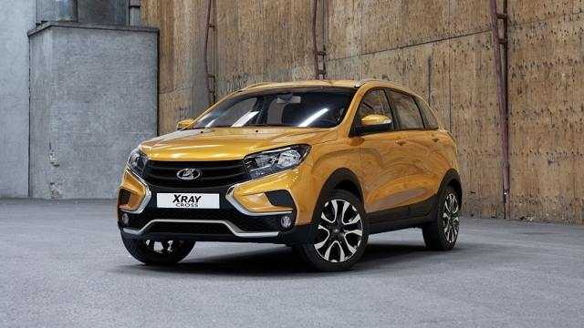 В начала апреля 2020 года на рынок выходит китайская lada xray - всё о ремонте Лада