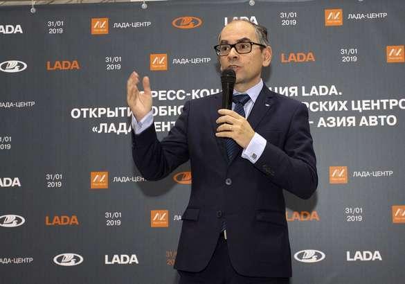 Новые выставочные площади «АвтоВАЗ» в Ленинградской области - всё о ремонте Лада