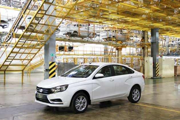 «АвтоВАЗ» увеличит локализацию своих автомобилей - всё о ремонте Лада