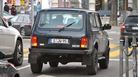 lada в Германии - всё о ремонте Лада