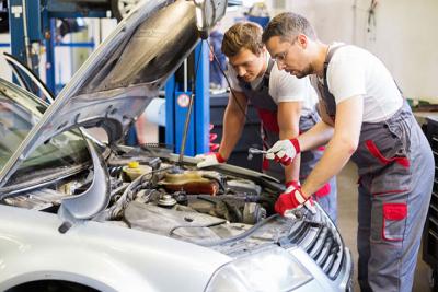 Компенсация за повреждение автомобиля - всё о ремонте Лада