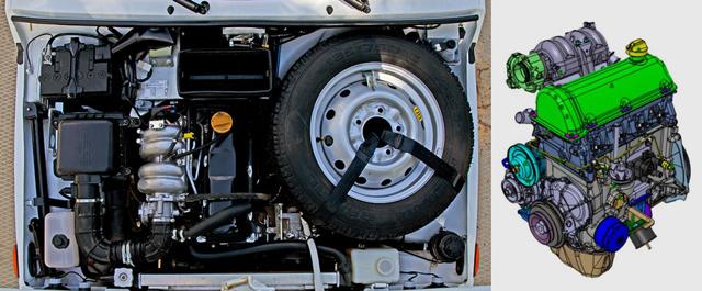 Обзор Нива 4х4: характеристики, комплектация - всё о ремонте Лада