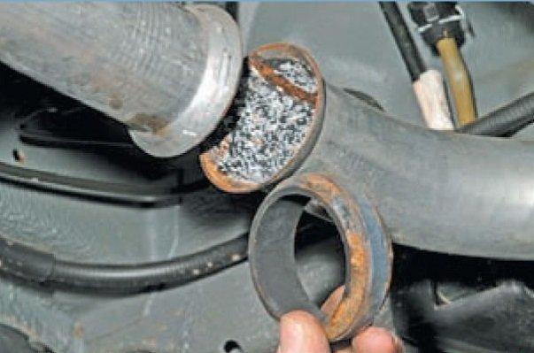 Как сделать двойной выхлоп на Ладе Приора своими руками - всё о ремонте Лада