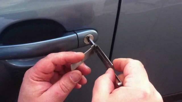 Ключи в авто, а вы снаружи. Как быть? - всё о ремонте Лада