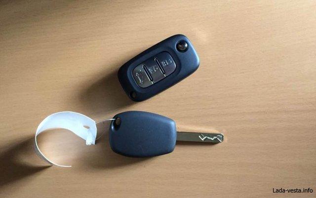 Как открыть дверь на Ладе Веста без основного ключа. Фото. Видео. - всё о ремонте Лада