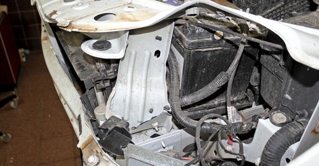 Американский предприниматель погоняет на lada vesta - всё о ремонте Лада