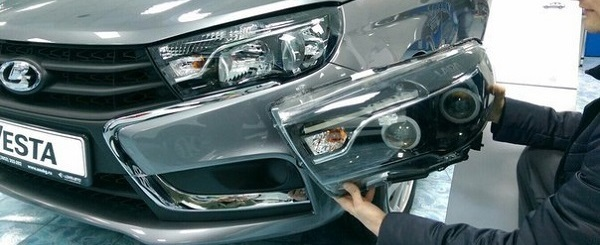 Лада Веста – тюнинг и доработки своими руками: фото - всё о ремонте Лада