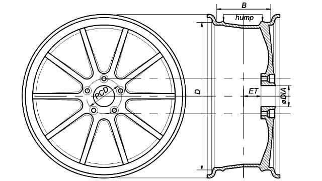 Литые диски на Ниву: размер и особенности - всё о ремонте Лада