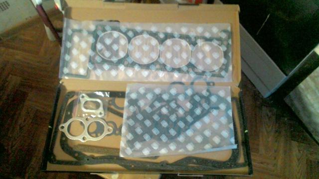 Пополнение линейки trialli – выпуск новых металлических прокладок - всё о ремонте Лада