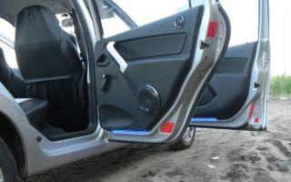 Установка обшивки крышки багажника Лада Гранта - всё о ремонте Лада